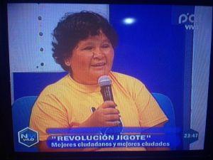 Carolina Bessolo, junio4, nomentiras, pat