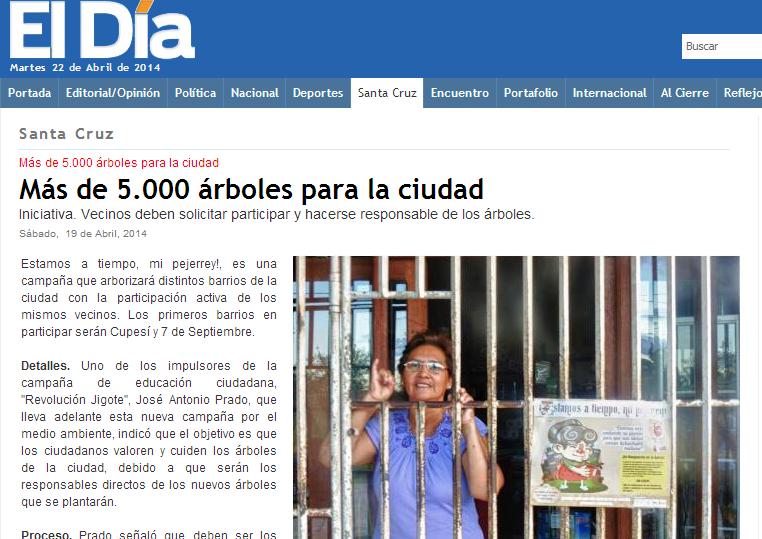 5000 arboles