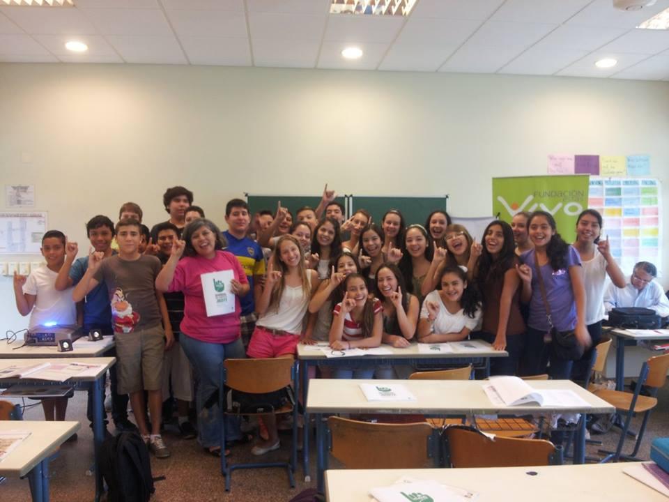 Charla Colegio Alemán1