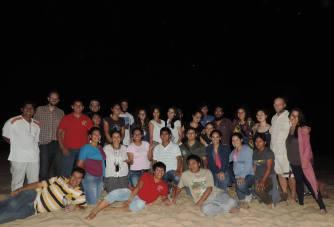 Todos los participantes. Foto: Tierractiva