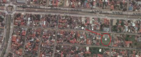 Mapa San Isidro